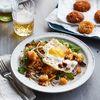 Chrissy Teigen's Crispy Rice Salad With Fried Eggs