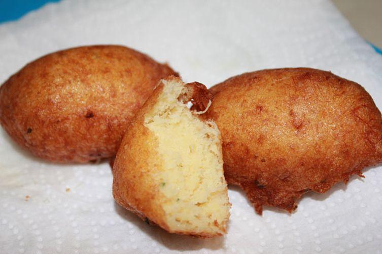 Salt Cod Cakes (Bolinhos Bacalhau)