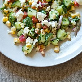 Summer Salads by Laura Hipps