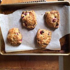 Seasonal Buttermilk Scones