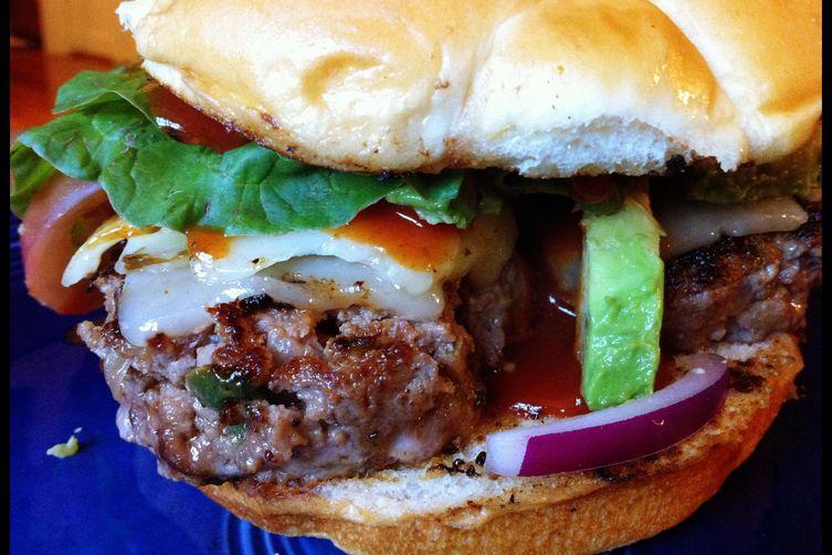 Spicy Southwest Skillet Burger