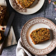 Morning Person Zucchini Bread