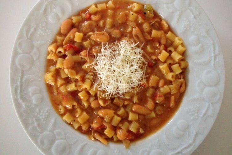 Daniel Mancini's Pasta Fa-zool! (Fagioli)