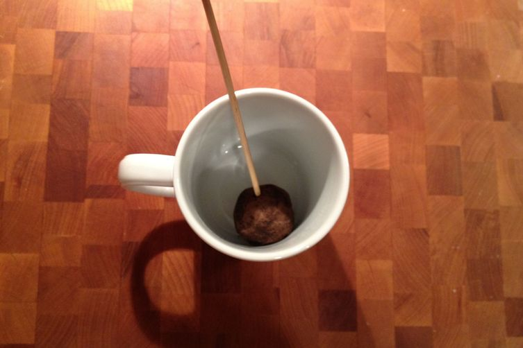 """Tingling"" Truffle Hot Chocolate"