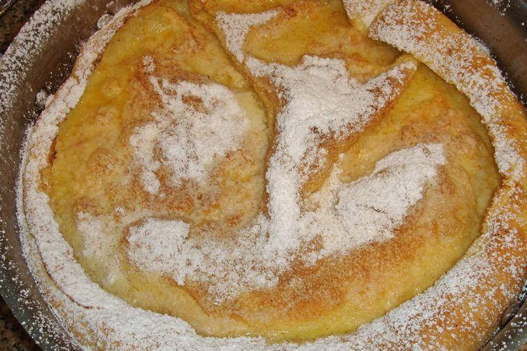 David Eyres Pancake made Gluten-Free