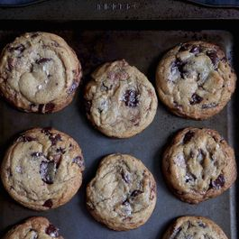 Chocolate Chip Cookies by Lee Barkalow