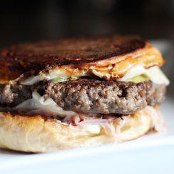 The Cuban Burger