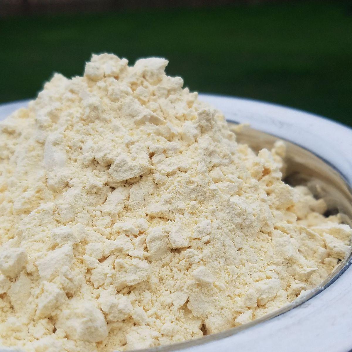 Kadhi -cooking with gram flour!