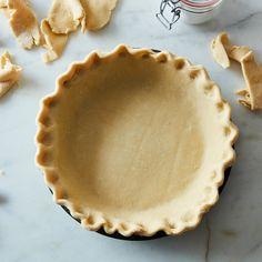 Rose Levy Beranbaum's Perfectly Flaky & Tender Cream Cheese Pie Crust