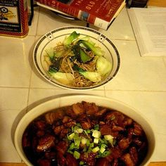 Chinese Red-Braised Pork