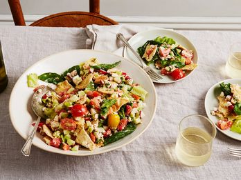A Roadmap to a Crunchy, Creamy, Substantial Salad