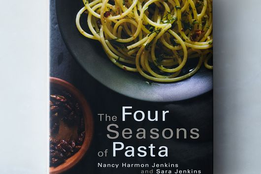 The Four Seasons of Pasta, Signed Copy