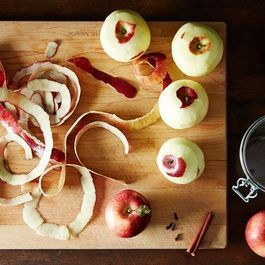 Mario Batali Shares His Apple Tarte Tatin