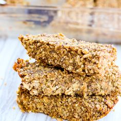 Ultimate Superfoods Breakfast Bars
