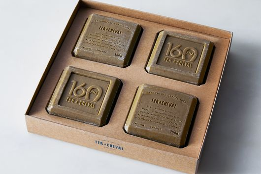 Limited Edition Gift Box: Marseille Olive Oil Soap