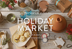 Our Holiday Provisions Pop-Up is Almost Here!