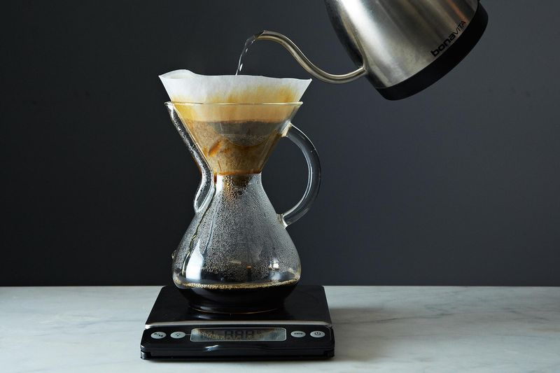 O, coffee!