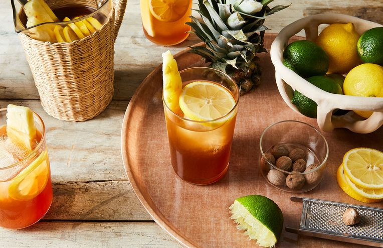 1,001 Things Went Wrong on Our Wedding Day—Except This Sweet Tea Rum Punch