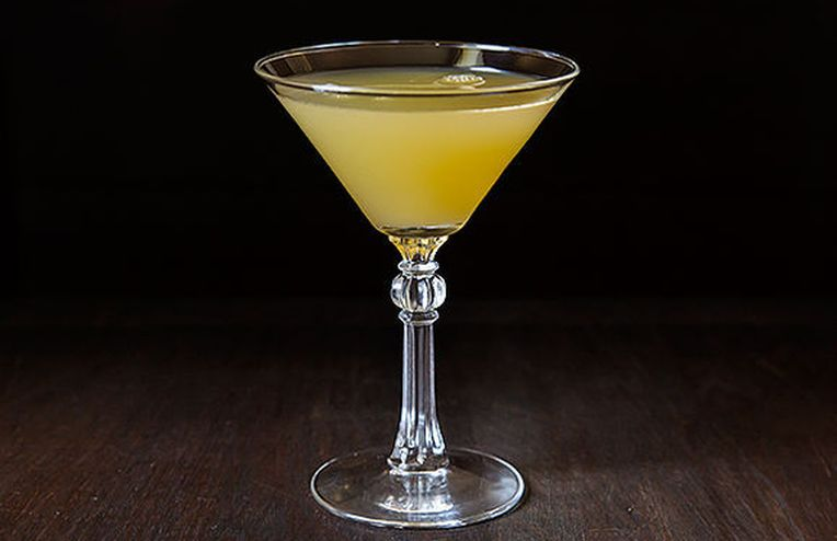 Classic Cocktails from A to Z: The Algonquin