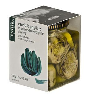 Grilled Artichokes in Olive Oil