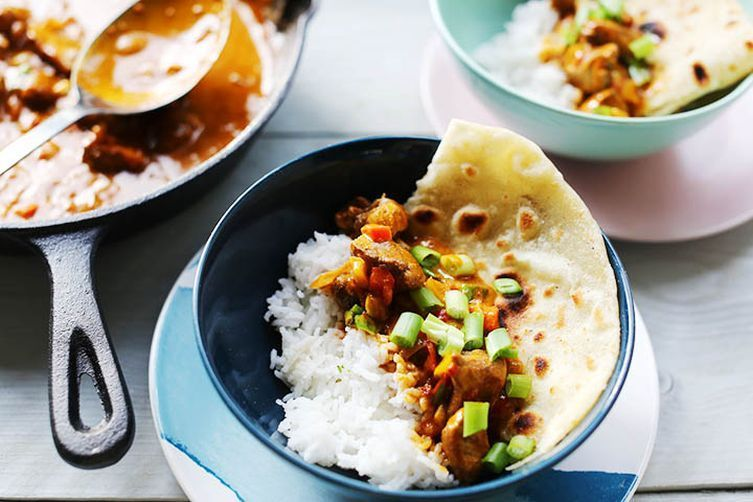 Spicy Thai Red Chicken Curry Recipe On Food52