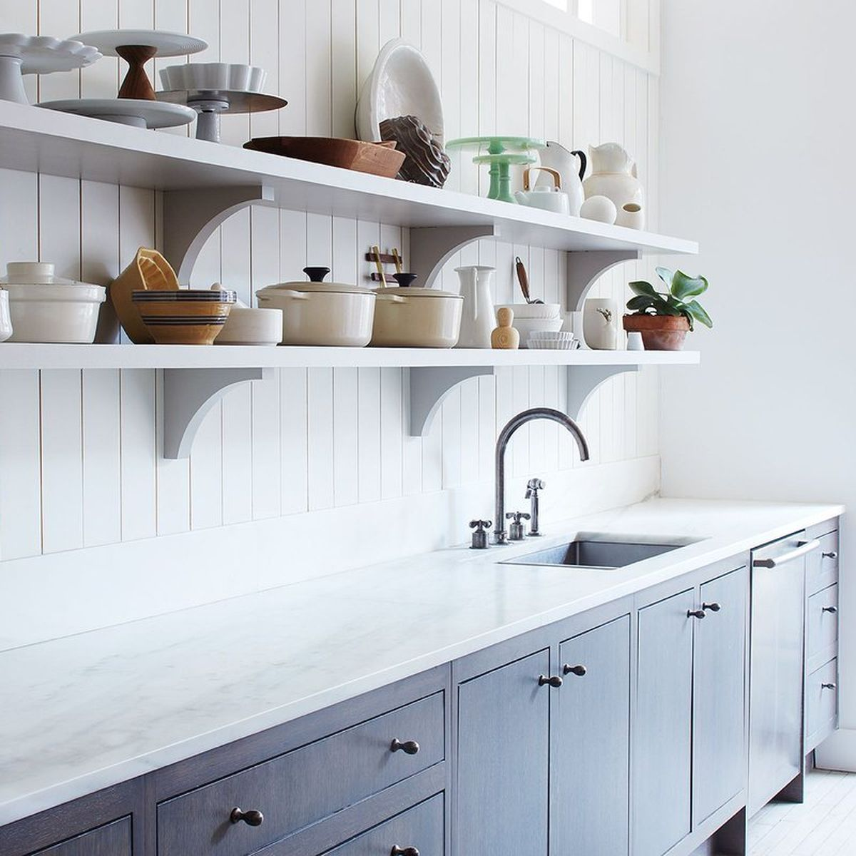 Upgrade Old Kitchen Cabinets With This Quick & Easy DIY Hack
