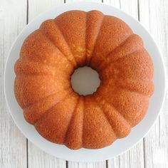 My Favorite Vanilla Pound Cake