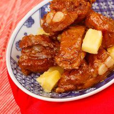 Sweet & Sour Pineapple Spareribs