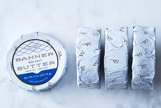 Grass-Fed Cultured Cream Butter Subscription