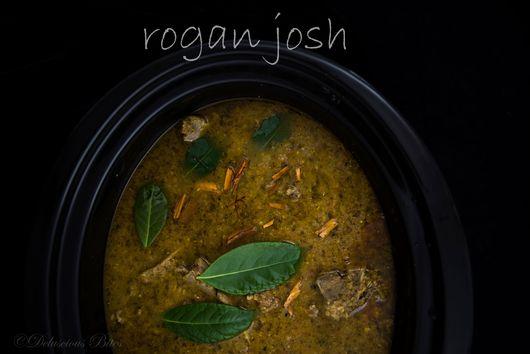 Rogan Josh (Mutton curry)