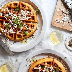 Ultimate Umami Waffles
