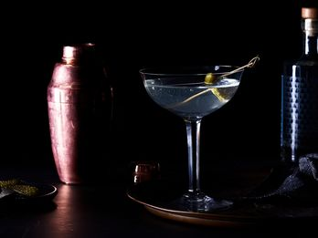 The Martini-Mixing Trick I Wish I'd Known Earlier