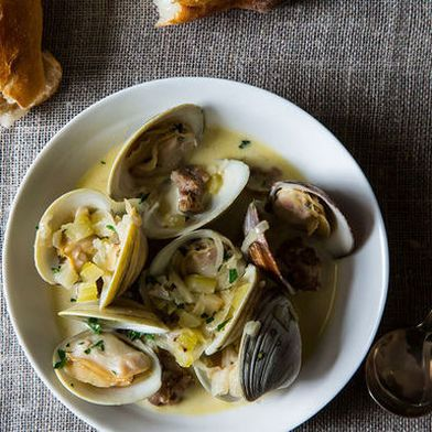 Cleaning and Cooking Shellfish