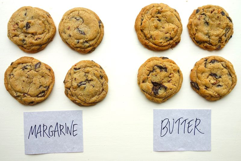 Can You Use Margarine Instead Of Butter For Cakes