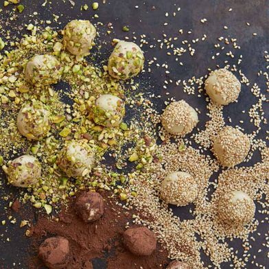 Halawa Truffles