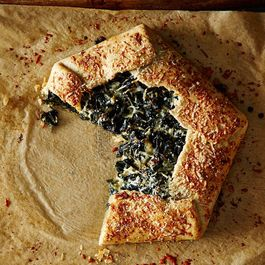 How to Make Any Savory Galette without a Recipe