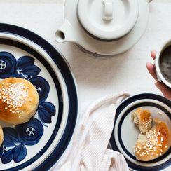 Pulla: Finnish Cardamom-Spiced Sweet Buns