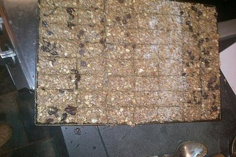 High Energy Bars