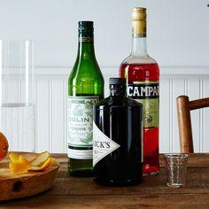 5 Ingredients, 5 Campari Cocktails