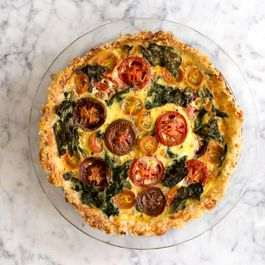 casseroles, quiches and one pot meals