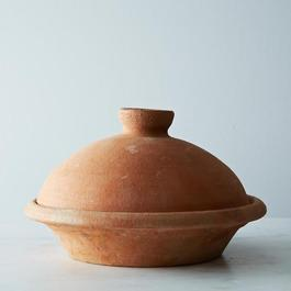 Moroccan Clay Tagine - 1 Qt.