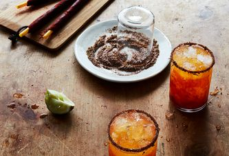 Add Chamoy to Your Bar Cart, Get a Salty, Spicy, Umami Margarita