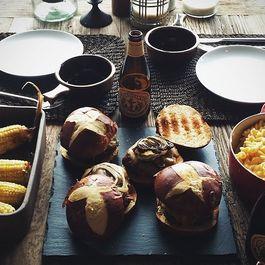Dinner Parties by Ivan