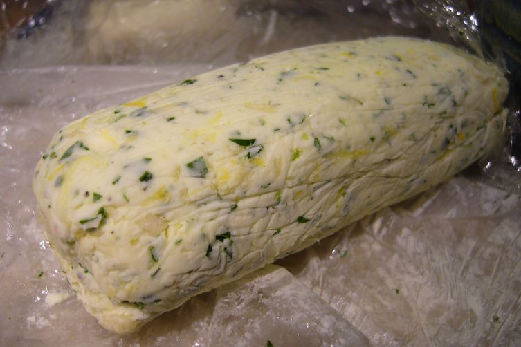 Horseradish Compound Butter