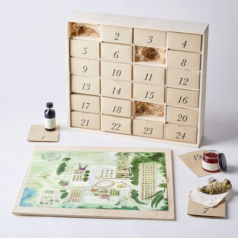 Food52 x Stone Hollow Farmstead Advent Calendar