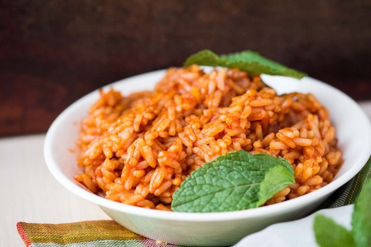 ACHIOTE MEXICAN RED RICE