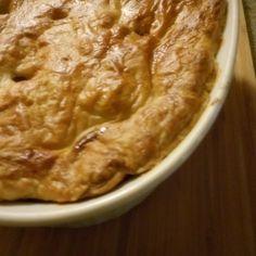 Cheshire (like) Pork and Apple Pie