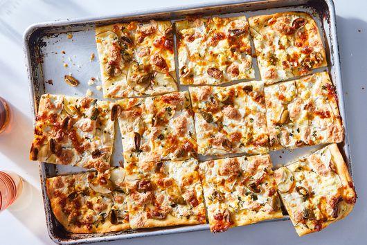 Mimi's Pizza Dough, Two Ways (The Mimi & The Papa)