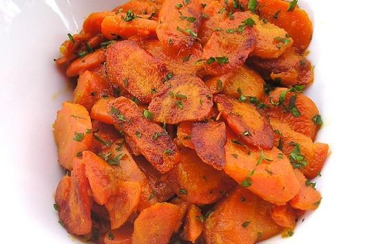 Simply Carrots