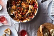 Memo: Make Jamie Oliver's Crazy, Genius One-Pot Chicken ASAP